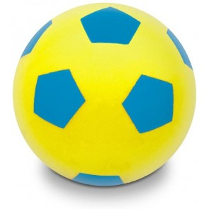 Pallone soft foot-ball fluo 3 colori