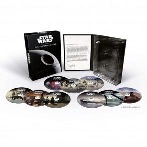 Cofanetto Star Wars. The Skywalker Saga DVD