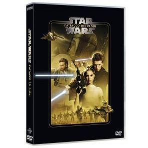 Star Wars. Episodio II. L'attacco dei cloni DVD