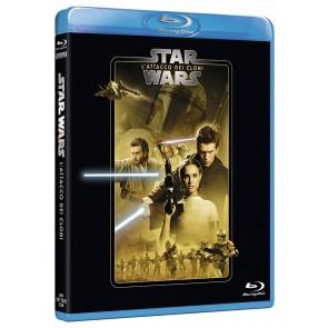 Star Wars. Episodio II. L'attacco dei cloni Blu-ray