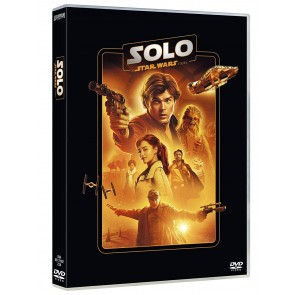 Solo. A Star Wars Story DVD