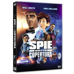 Spie sotto copertura DVD