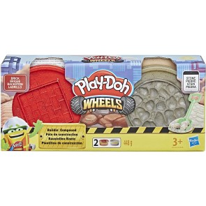 Play - Doh Wheels. Pavimento E Cemento