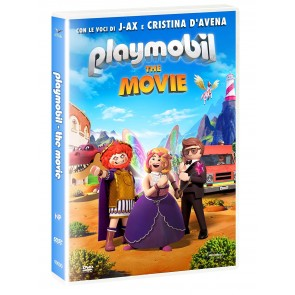 Playmobil. The Movie. Con Booklet gioca e colora DVD