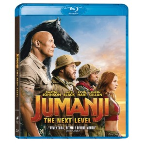 Jumanji. The Next Level Blu-ray