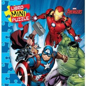 Avengers. Libro mini puzzle