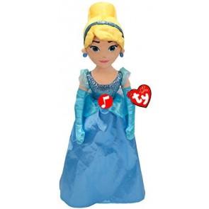 Peluche principessa Disney con suono, Sparkle 33 cm