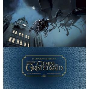 La creazione artistica di Animali Fantastici: I crimini di Grindelwald