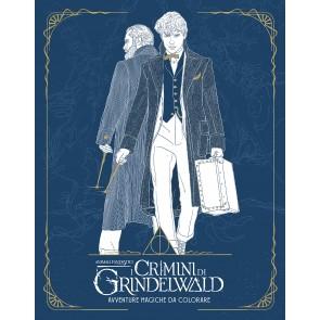 Animali fantastici: I crimini di Grindelwald. Avventure magiche da colorare