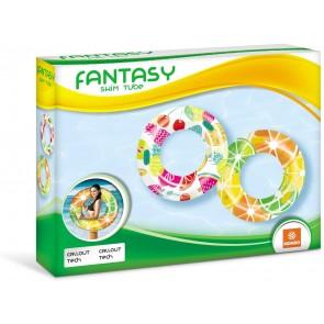 Fantasy Swim Tube. Ciambella Gonfiabile 106 cm