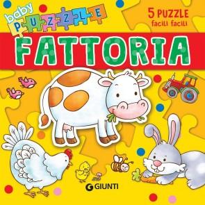 Fattoria. Libro puzzle. Ediz. illustrata