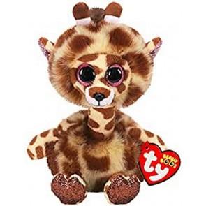 Beanie Boos. Peluche giraffa, Gertie 15 cm