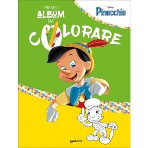 Pinocchio. Primo album da colorare