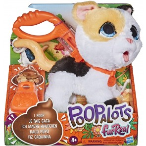 FurReal Poopalots. Gattino