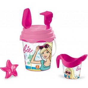 Barbie Set da spiaggia secchiello + accessori