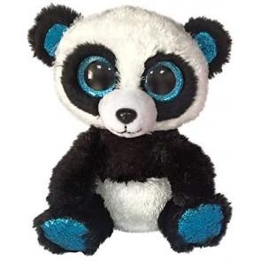 Beanie Boos. Peluche panda bianco e nero, Bamboo 28 Cm