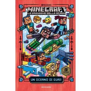 Un oceano di guai!. Minecraft. Le cronache della spada. Vol. 3