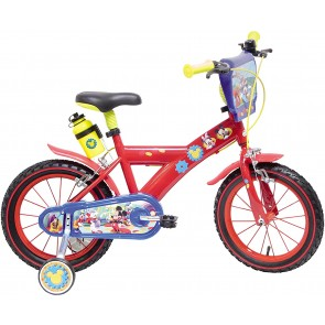 Mickey Mouse bicicletta