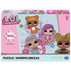 LOL Surprise! Puzzle Classico 100 Pz