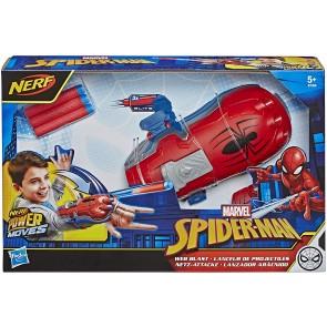 Spider-Man Web Blast Power Moves Lancia-dardi