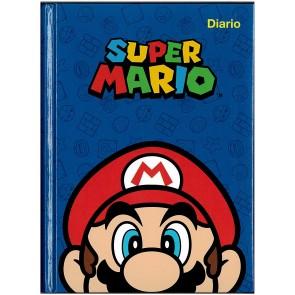 Diario Super Mario 2020-2021, 12 mesi Assortito