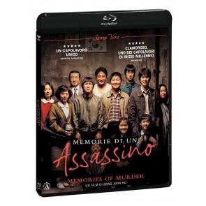 Memorie di un assassino DVD + Blu-ray