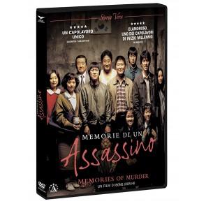 Memorie di un assassino DVD