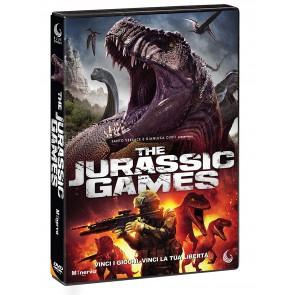 The Jurassic Games DVD