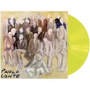 Paolo Conte Vinile LP giallo