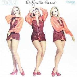 Raffaella Carrà Vinile LP