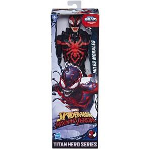 Titan Hero Spider-Man Venom Titan Miles Morales