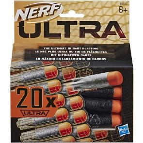 Nerf Ultra Confezione da 20 dardi (ricarica compatibile soltanto con i blaster Nerf Ultra)