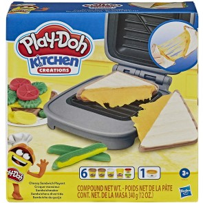 Play-Doh Sandwich formaggioso 6 vasetti