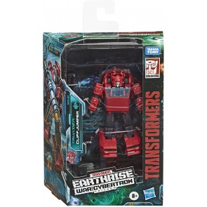 Transformers Generations Wfc Earthrise Deluxe Cliffjumper