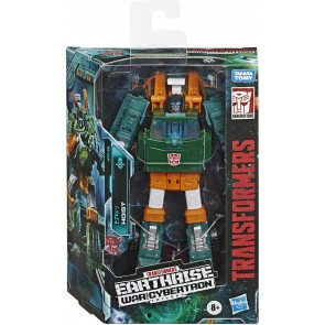 Transformers Generations Wfc Earthrise Deluxe Hoist