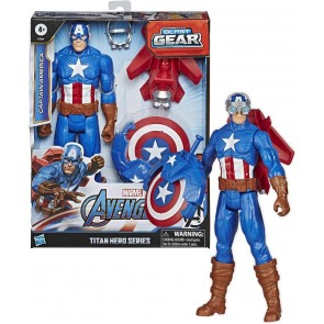 Avengers Titan Hero Blast Gear: Captain America
