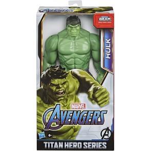 Avangers Titan Hero Deluxe Personaggio 30 Cm Hulk