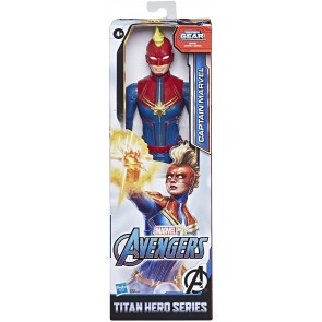 Avengers Titan Hero Blast Gears: Captain Marvel