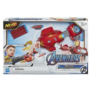 Nerf Power Moves Marvel Avengers Iron Man