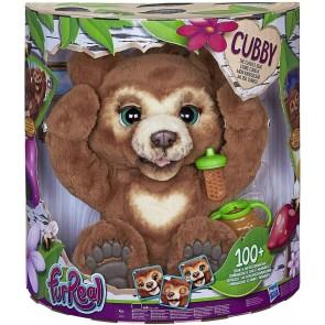 Fur Real Cubby - Il mio Orsetto Curioso