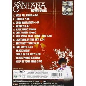 Santana - Down Under