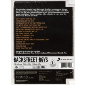 Backstreet Boys - The Greatest Video Hits - Chapter One (Visual Milestones)