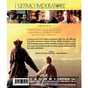 L'ultimo imperatore - Limited Edition (Blu-Ray 3D)