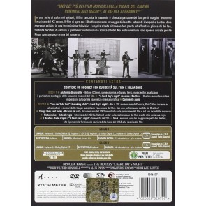 Beatles - A Hard Day's Night (CE) (2 Dvd+Booklet)