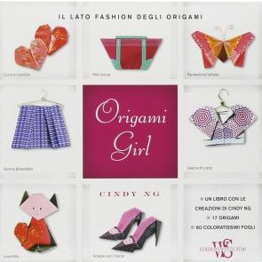 Origami girl. Il lato fashion degli origami