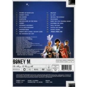 Boney M - The Magic Of Boney M (Visual Milestones)