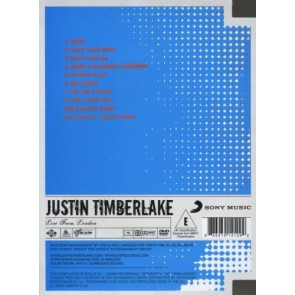 Justin Timberlake - Live From London (Visual Milestones)
