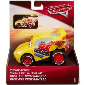 Cars Veicolo Premi E Sfreccia. Final Race Cruz