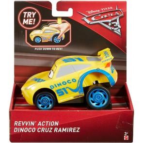 Cars 3 Veicolo Premi E Sfreccia. Cruz Ramirez