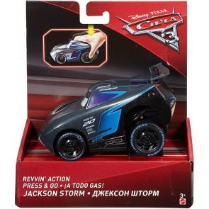 Cars 3 Premi e Sfreccia Jackson Storm